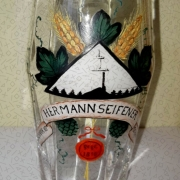 Bierglas Brauerei Hermannseifen